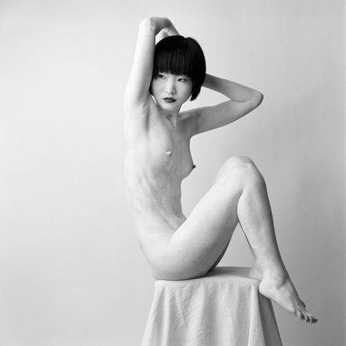 Maiko Undressed