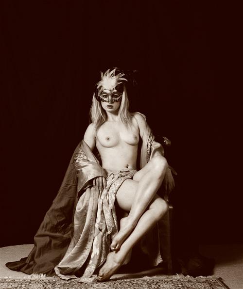 Venus Enthroned